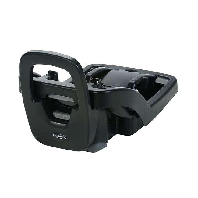 2048759 Graco 2048759 SnugRide SnugLock Extend2Fit Infant Car Seat Base w/ LATCH, Black