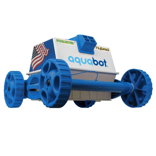 6 x APRV Aquabot Pool Rover Hybrid Above Ground Pool Cleaner | APRV (For Parts) (6 Pack) 3