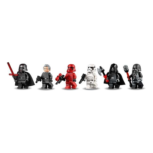 6251767 LEGO 75256 Kylo Ren's Shuttle Block Building Kit w/ 6 Star Wars IX Minifigures 4