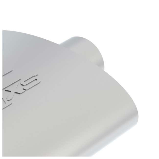 40359 Borla ProXS 19-Inch Oval 3-Inch Center/Offset Muffler (2 Pack) 3