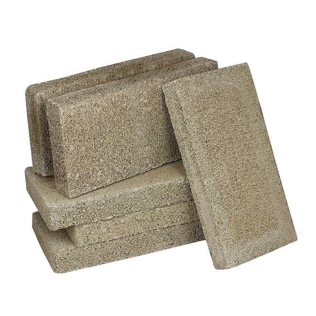 4 x FBP6E US Stove FireBrick 4.5 x 9 x 1.25 Inch Wood Stove Ceramic Fire Bricks (24 Pack) 1