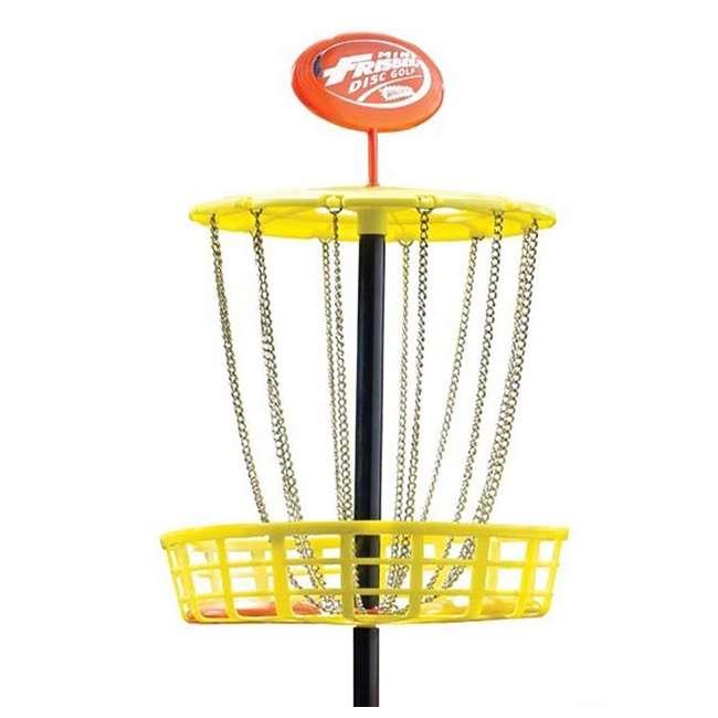 3 x 51091 Wham-O Mini Frisbee Golf Set (3 Pack) 3