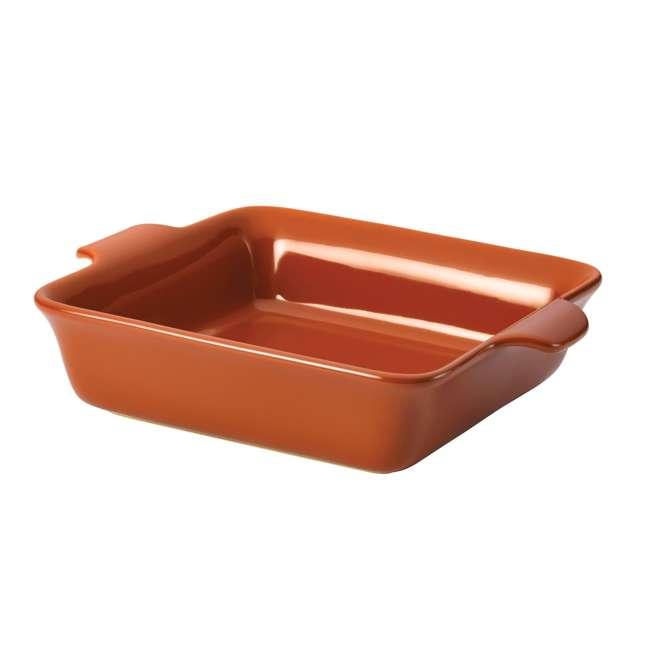 51037 Anolon Vesta Ceramic Stoneware 9-Inch Square Baker (2 Pack) 1