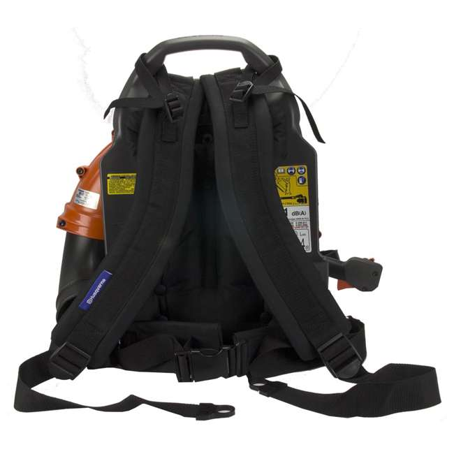 350BT Husqvarna 350BT 50cc 2 Cycle Gas-Powered Backpack Blower 3