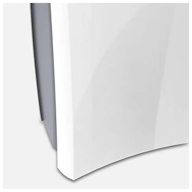 AC550 Vornado True HEPA Filter Whole Room Air Purifier, White 1