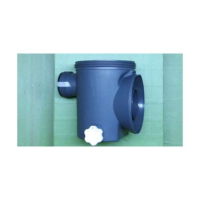 Pre-Filter-Housing-12100 Intex 12100, Pre-Filter Container for 12in Sand Filter Pumps (New Without Box) 2