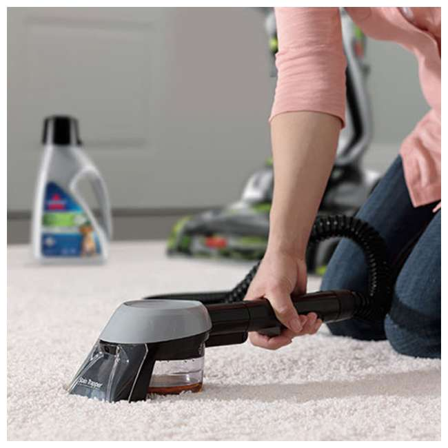 2007P_EGB-RB Bissell 2007P Pet Deluxe Proheat 2x Carpet Deep Cleaner (Certified Refurbished) 7