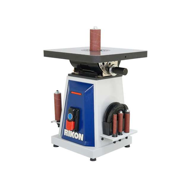 50-300 RIKON Power Tools Oscillating Spindle Sander with Dual Tool Holders 2