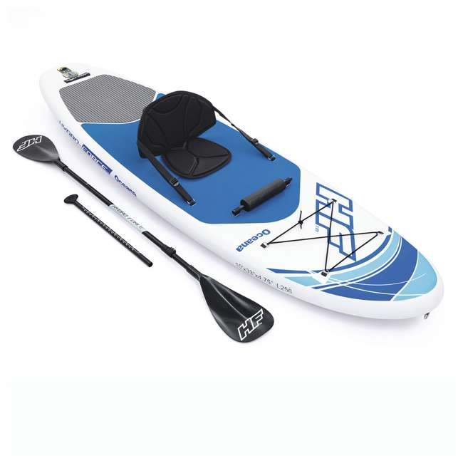65303-BW Bestway Hydro-Force Inflatable Oceana Stand Up Paddle Board  5