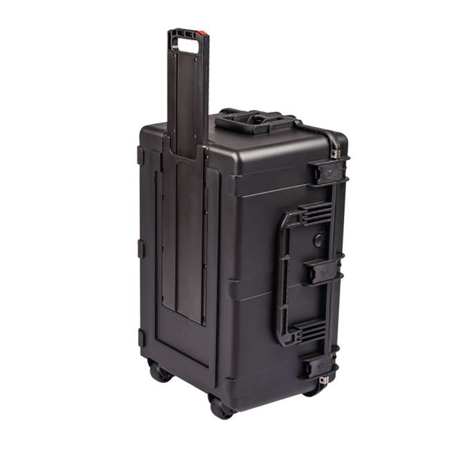 3i-2918-14BE SKB Cases iSeries 291814 Waterproof UV Resistant Utility Military Case, Black 2