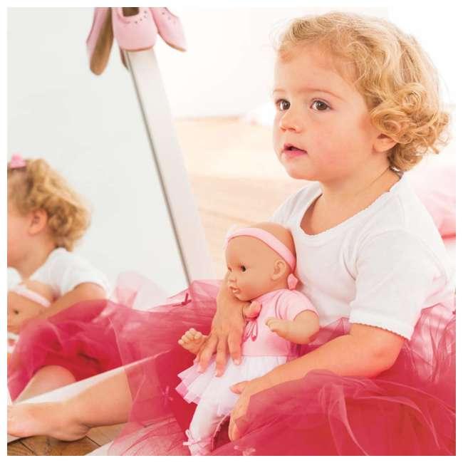 CJJ27 Corolle Mon Premier Bebe Calin Ballerina 12 Inch Vanilla Scented Baby Doll Toy 2