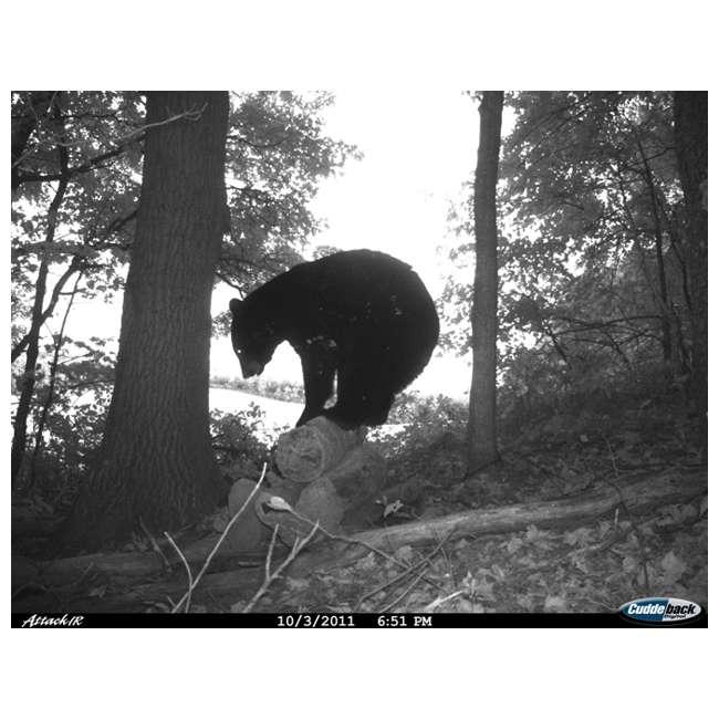 ATTACK-IR-1156 Cuddeback Attack IR 1156 5 MP Digital Infrared Hunting Trail Game Cameras (Pair) 6