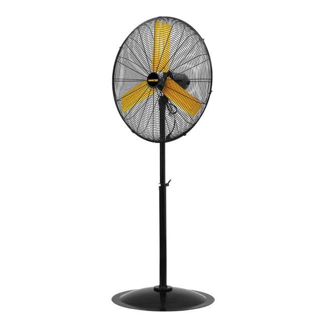 MAC-30POSC Master Professional 30 Inch High Velocity Oscillating Pedestal Fan