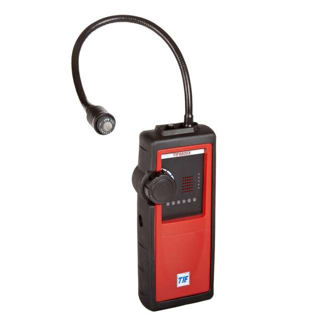 ROB-TIF8800X Robinair TIF8800X Rechargeable Battery Operated Combustible Gas Detector Device