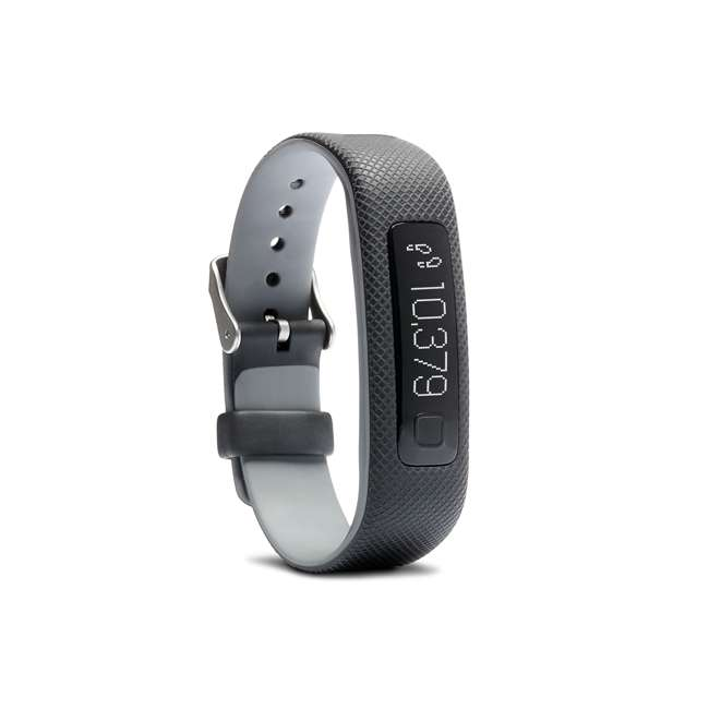 IFVUEWMD115 iFit Vue Wireless Fitness Activity Tracker Wristband, Black