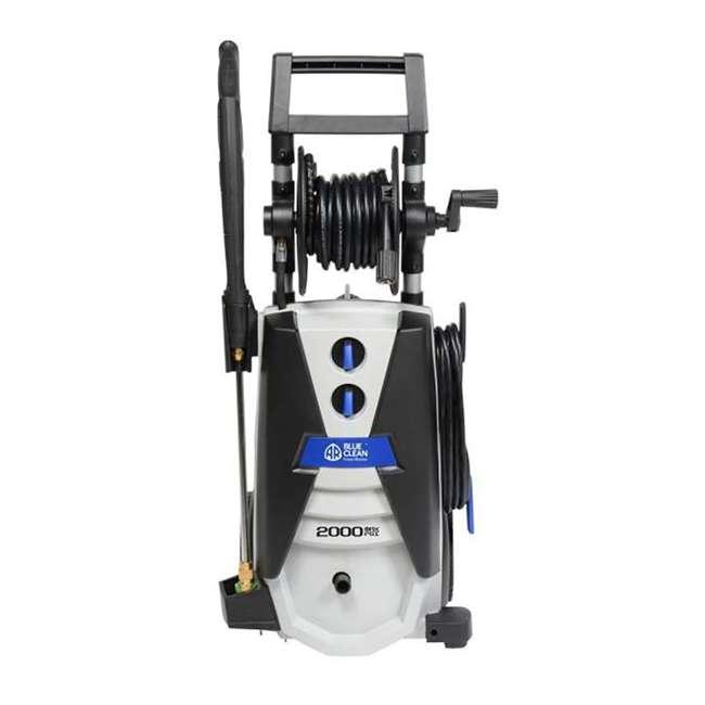 AR390SS-U-C AR Blue Clean AR390SS 2000 PSI 1.4 GPM Electric Pressure Washer Kit