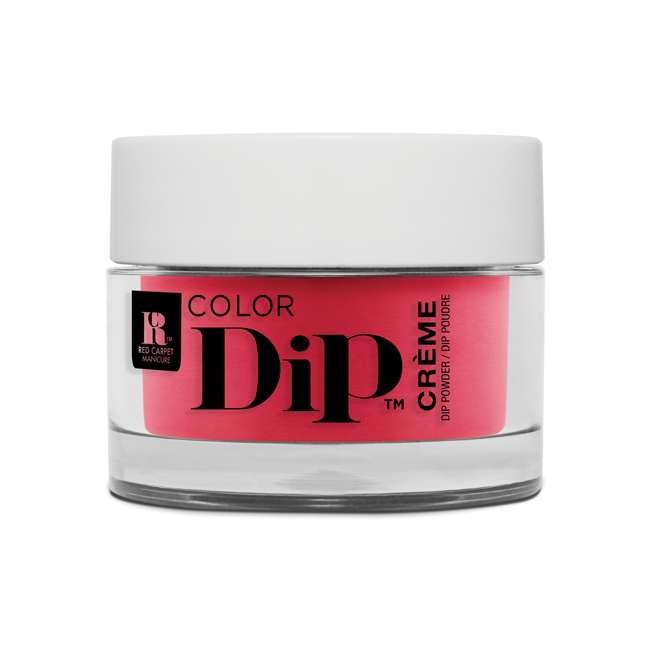 Red Carpet Manicure Color Dip Nail Dip Powder Seductive