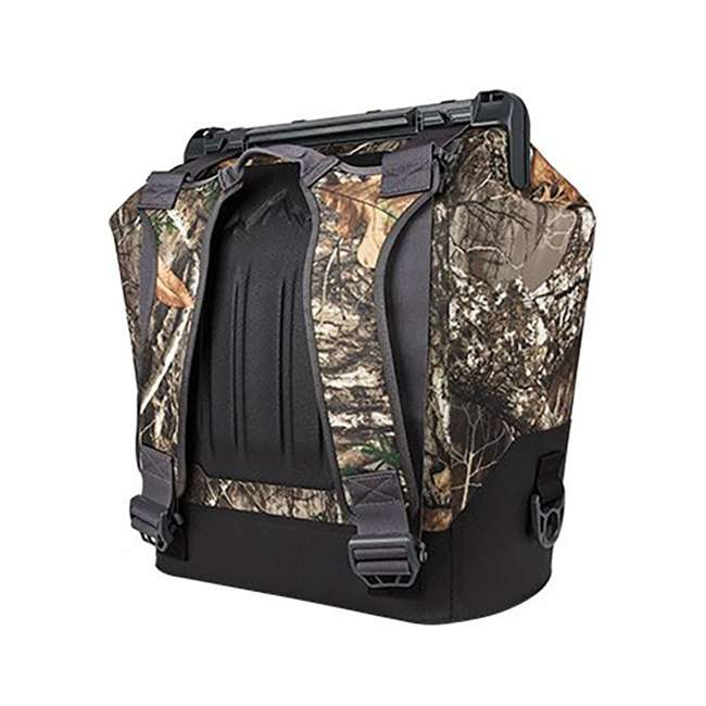 77-57748 OtterBox 30-Quart Softside Trooper Cooler with Carry Strap, Forest Edge Camo 4