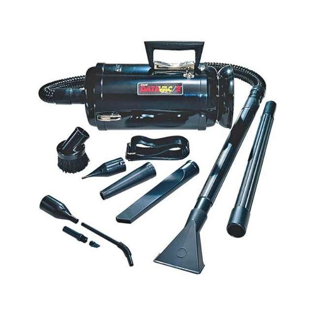 MDV-2BAV MetroVac MDV 2BAV DataVac Variable Control Pro Series with Micro Cleaning Tools