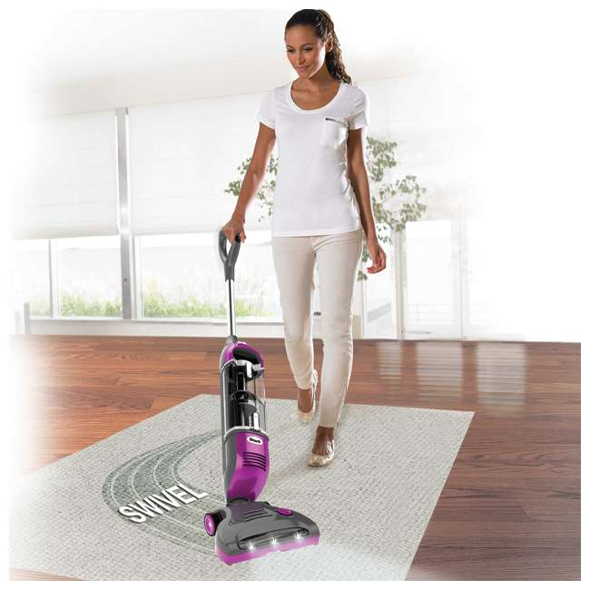 SV1112_EGB-RB-U-B Shark Rotator Freestyle Pro Cordless Vacuum Fuchsia(Certified Refurbished)(Used) 3