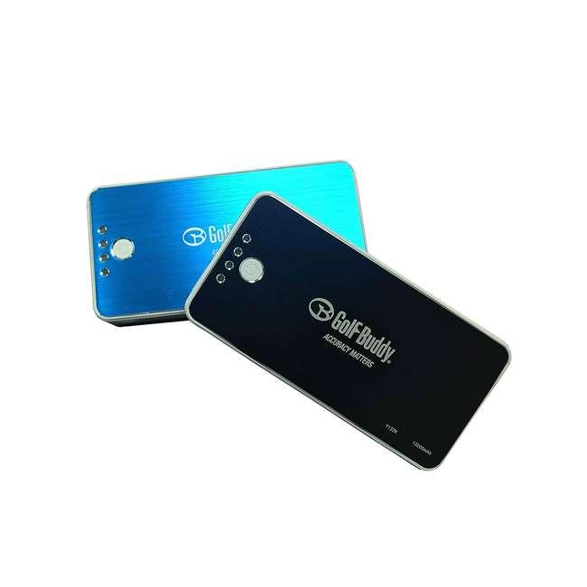 GB-BATTPACK-BLACK-2 GolfBuddy GB-BATTPACK-BLACK-2 Portable USB Charging Power Pack Battery, Black 1