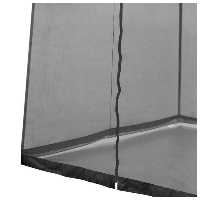 3 x ZS13SRGAZVM-U-A Z-Shade Bug Screen For 13' Gazebo Screenroom (Screen Only) (Open Box) (3 Pack) 2