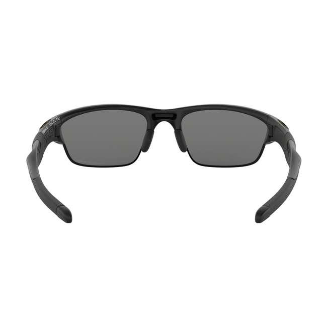 OO9144-12 Standard Half Jacket 2.0 Polarized Sunglasses, Black 2