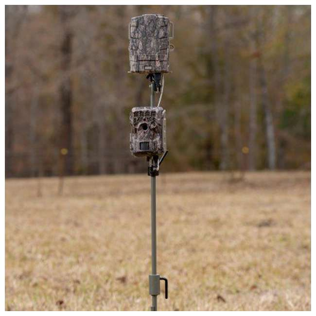 MCA-13300 Moultrie Mobile MV2 Verizon 4G Wireless Cellular Game Trail Camera Field Modem 6