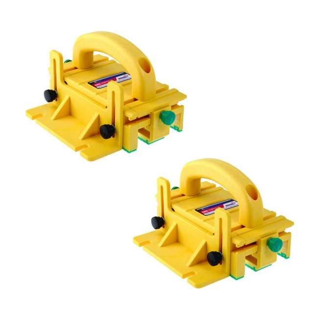 GR-100 Microjig GR-100 Woodworking GRR-RIPPER 3D Pushblock (2 Pack)