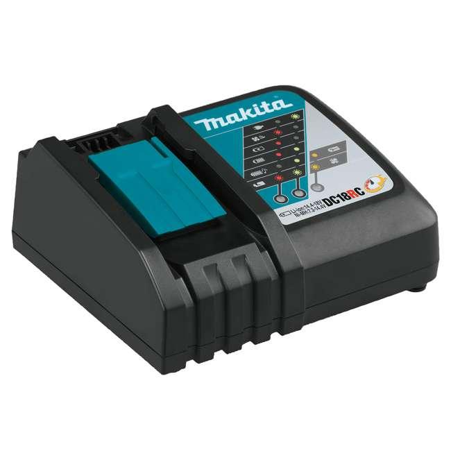 XT706-OB Makita 18-Volt LXT Cordless 7-Piece Combo Tool Kit with 2 Batteries (Open Box) 7
