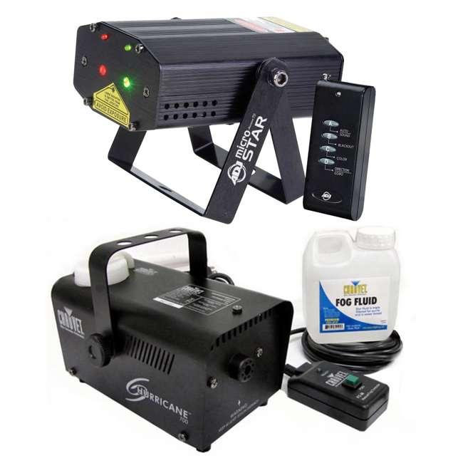 laser fog machine