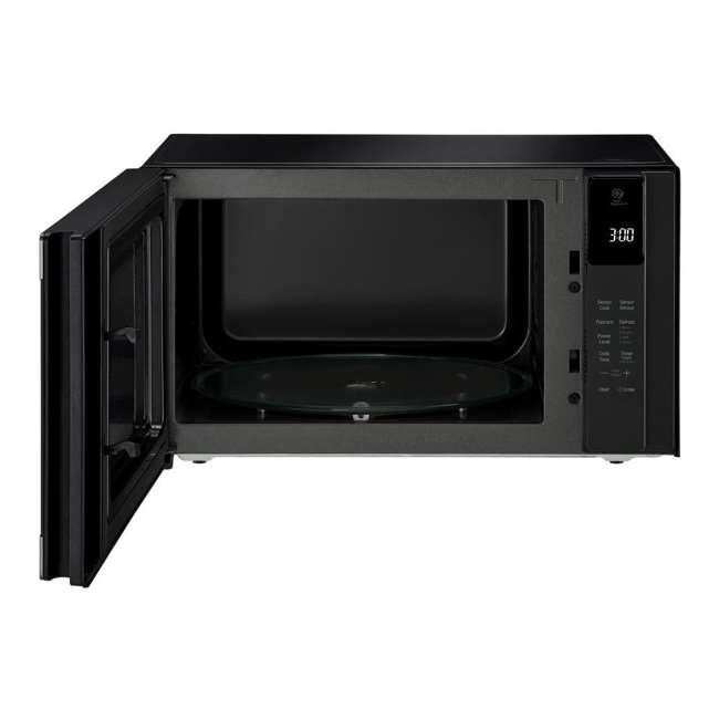 LMC1575BD-RB-U-A LG NeoChef Stainless Steel 1.5 Cubic Feet Microwave (Certified Refurbished) 4