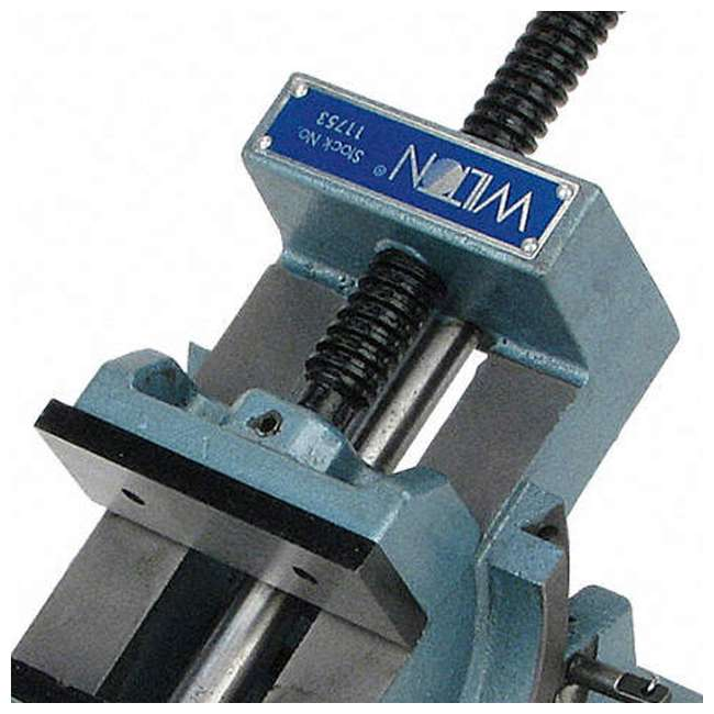 JPW-11753 Wilton 3-Inch Cradle Style Angle Drill Press Vise 3