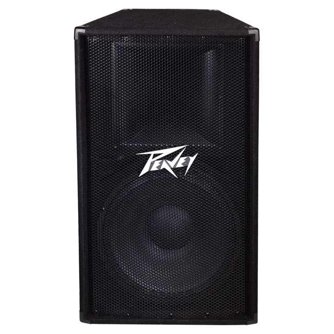 PV-115 + 2 x PSTND3 Peavey 15-Inch 2-Way 800-Watt Speakers (Pair) + Pyle 58-Inch Speaker Poles (Pair) 2