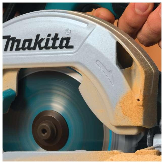 XSH03Z-U-A Makita 18-Volt Lithium-Ion Brushless Cordless 6.5-Inch Circular Saw (Open Box) 3