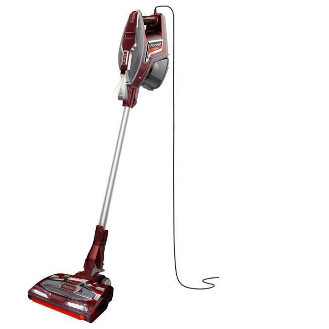 HV380_EGB-RD-RB-U-C Shark Rocket Upright Vacuum w/ DuoClean (Certified Refurbished)(For Parts) 1