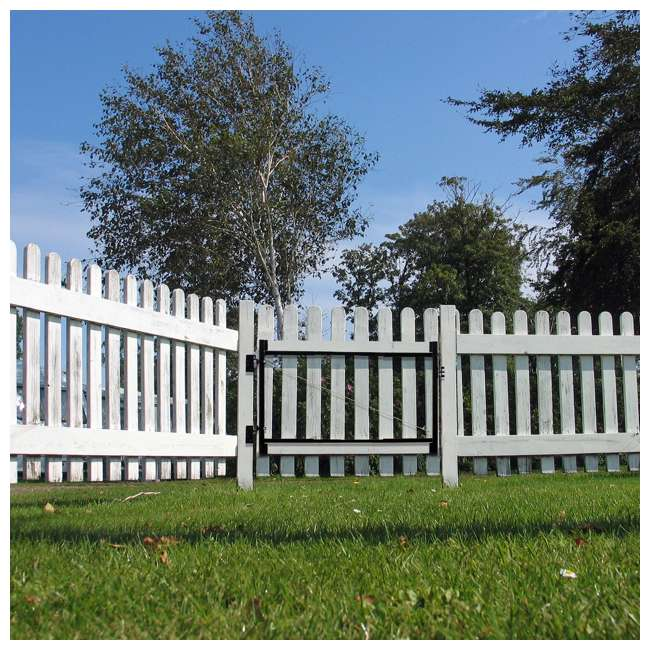 "AG60-36-U-A Adjust-A-Gate Gate Building Kit, 60-96"" Wide Up To 4' High(Open Box) (2 Pack) 2"