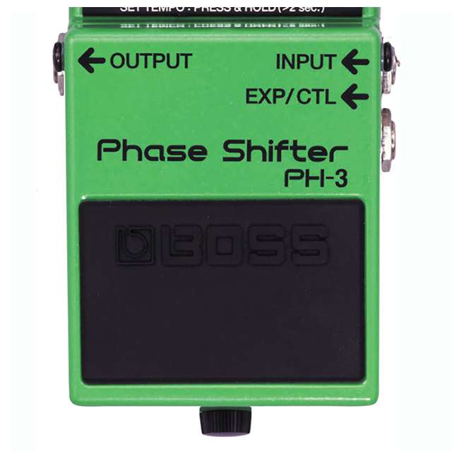 PH-3 Boss PH-3 Phase Shifter Multi Effects Guitar Stompbox (2 Pack) 4