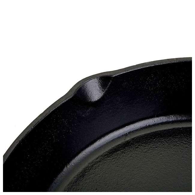 HAR110 Hamilton Beach 10-Inch Enameled Cast Iron Fry Pan, Blue (2 Pack) 2