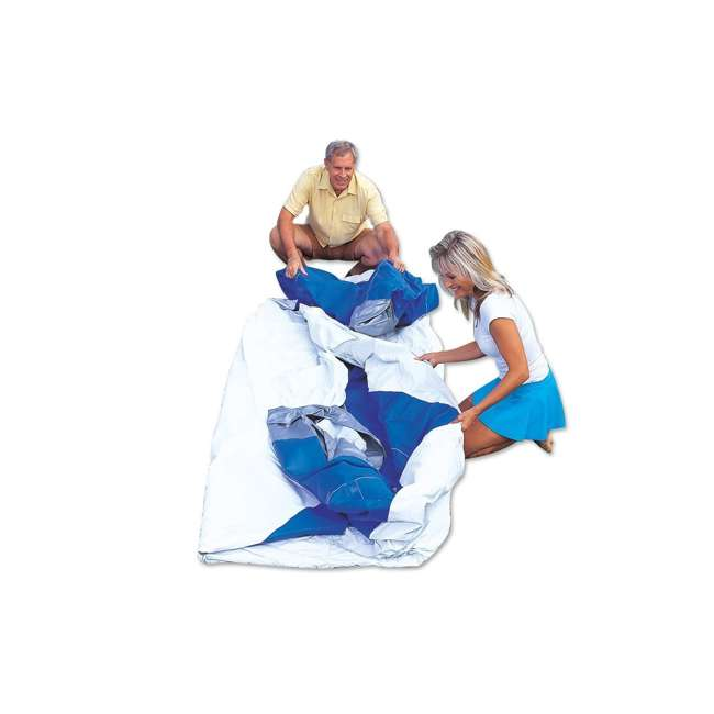 57275E-BW-U-A Bestway 12' x 30' Inflatable Above Ground Pool w/ Filter Pump(Open Box) (2 Pack) 4