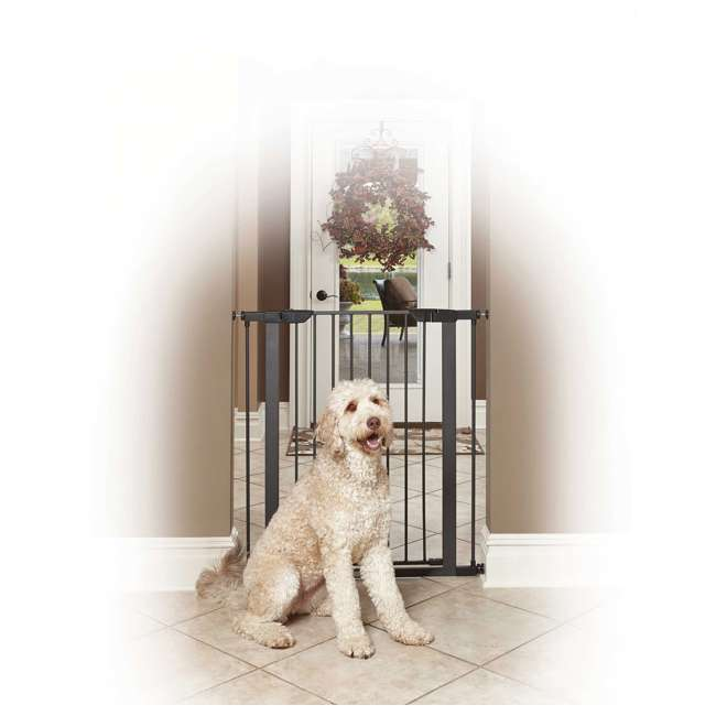 2929SG-U-A MidWest Homes for Pets 29-Inch Steel Extendable Home Pet Gate (Open Box) 1