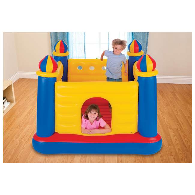 48259EP Intex Inflatable Jump-O-Lene Castle Bouncer 4