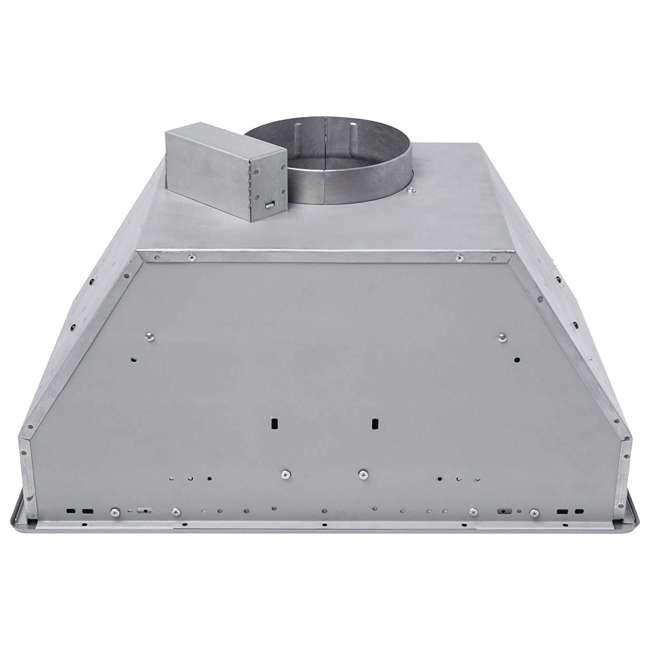 JVC3300JSA GE JVC3300JSA 3 Speed Under Cabinet Kitchen Range Exhaust Hood Fan Vent w/ Light 2