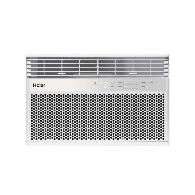 QHM05LX Haier 5,500 BTU Electric Air Conditioner with Remote, White 1