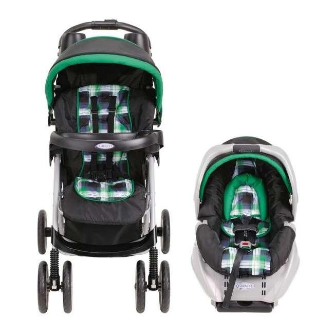 1761532 Graco Spree Stroller & SnugRide Car Seat Travel System - Crew 2