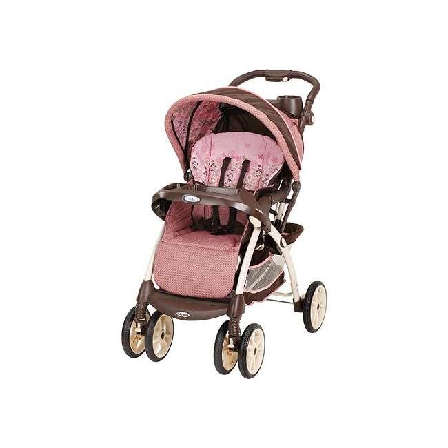 1760752 + 1760832 Graco Vie4 Baby Stroller & SnugRide Car Seat Travel System - Olivia 1