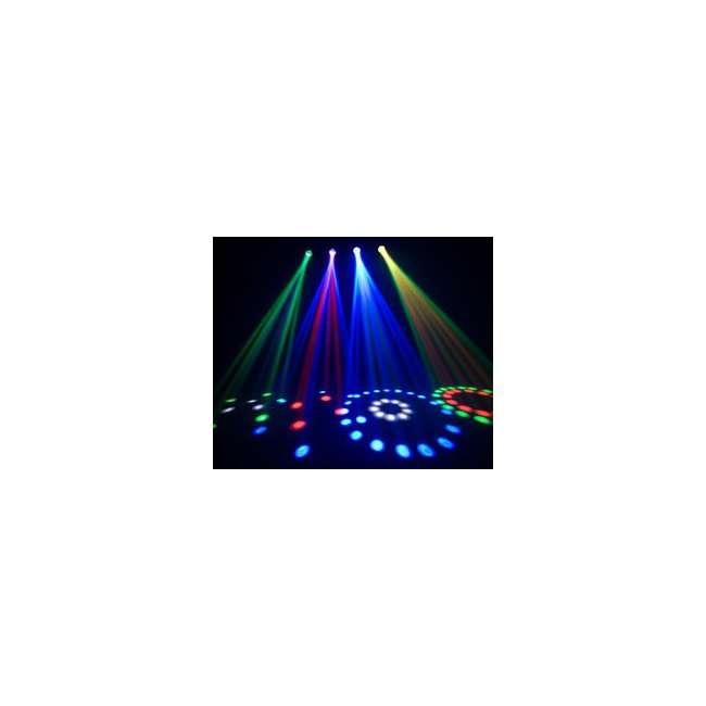 chauvet 4play led dmx light beam bar effect system h700