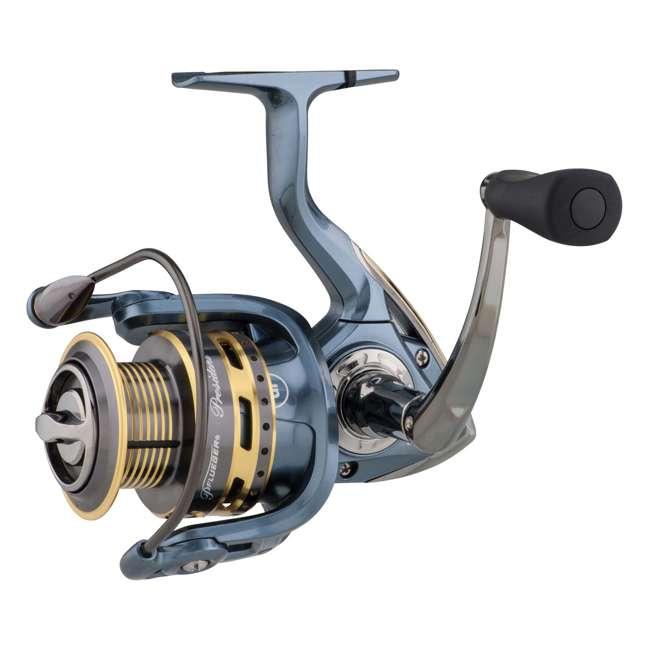 PRESSP20X Pflueger PRESSP20X President 7 Ball Bearing Sealed Drag Spinning Fishing Reel 1