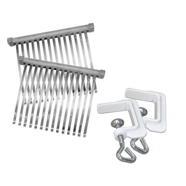 07-3101-W-A Weston Manual Vertical Meat Cuber and Tenderizer (2 Pack) 6