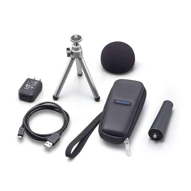 ZH1NAP + ZH1N Zoom H1 Handy Digital Recorder + Accessory Kit w/ Tripod & Case 1